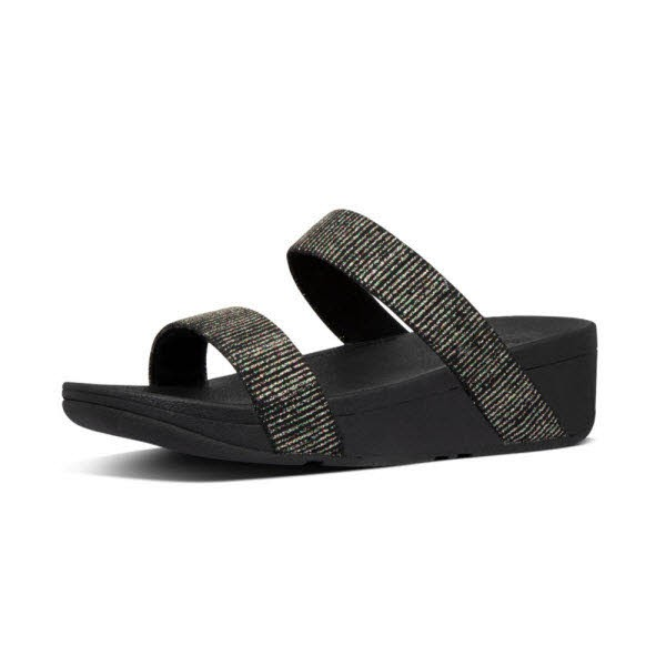 Lottie Slide Glitter Black - Bild 1
