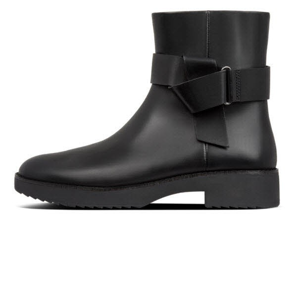 Knot Ankle Boot All Black - Bild 1