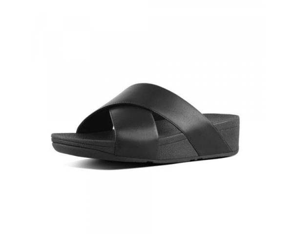 Lulu Cross Slide Black - Bild 1